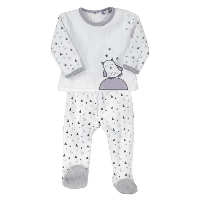 8059fdf38f9b2 Pyjama bébé 2 pièces -