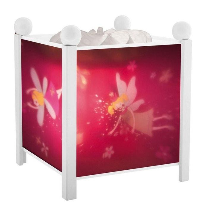 sibylle lanterne magique veilleuse blanc h19cm blanc trousselier la redoute. Black Bedroom Furniture Sets. Home Design Ideas