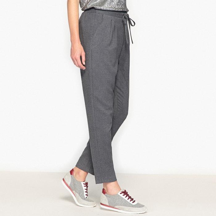 Pantaloni 7/8, effetto flanella  ANNE WEYBURN image 0