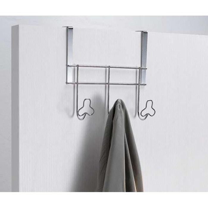 pat re porte manteau de porte folio argent compactor la redoute. Black Bedroom Furniture Sets. Home Design Ideas