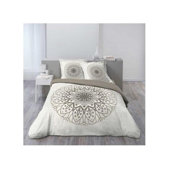 parure de lit symetrix douceur d 39 int rieur multicolors. Black Bedroom Furniture Sets. Home Design Ideas