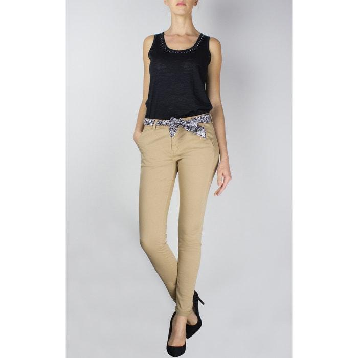 Straight Trousers  LE TEMPS DES CERISES image 0