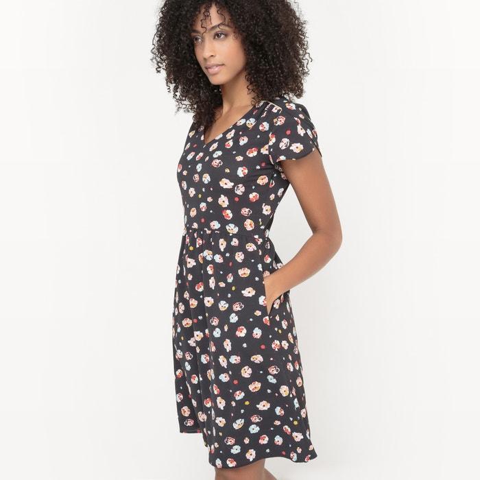 Bild Kleid, Blumenaufdruck MADEMOISELLE R