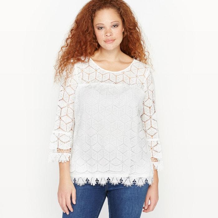 Купить блузки из гипюра