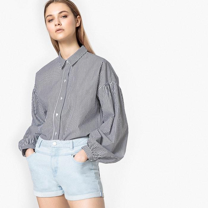 Camisa amplia de estilo boyfriend 19d57a47399