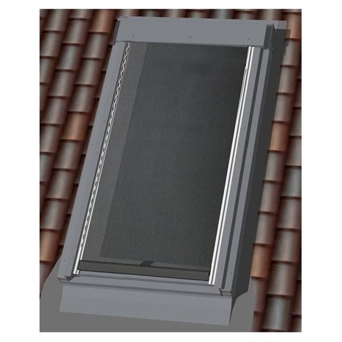 store de toit ext rieur screen noir noir madeco la redoute. Black Bedroom Furniture Sets. Home Design Ideas