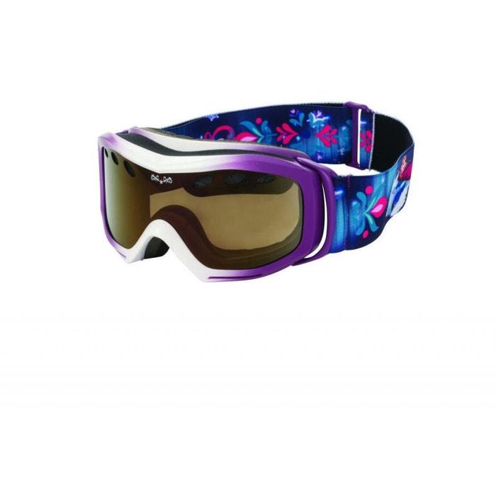 Masque de ski pour enfant demetz violet mski frozen violet cat 3 violet  Demetz   La Redoute 3e000c4237b6