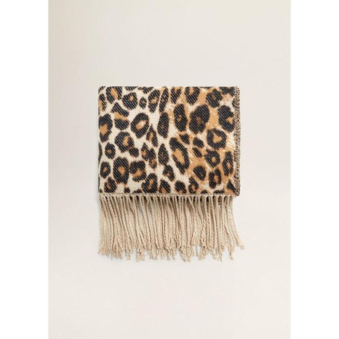 2ff515cecc31 écharpe, foulard femme Mango en solde   La Redoute