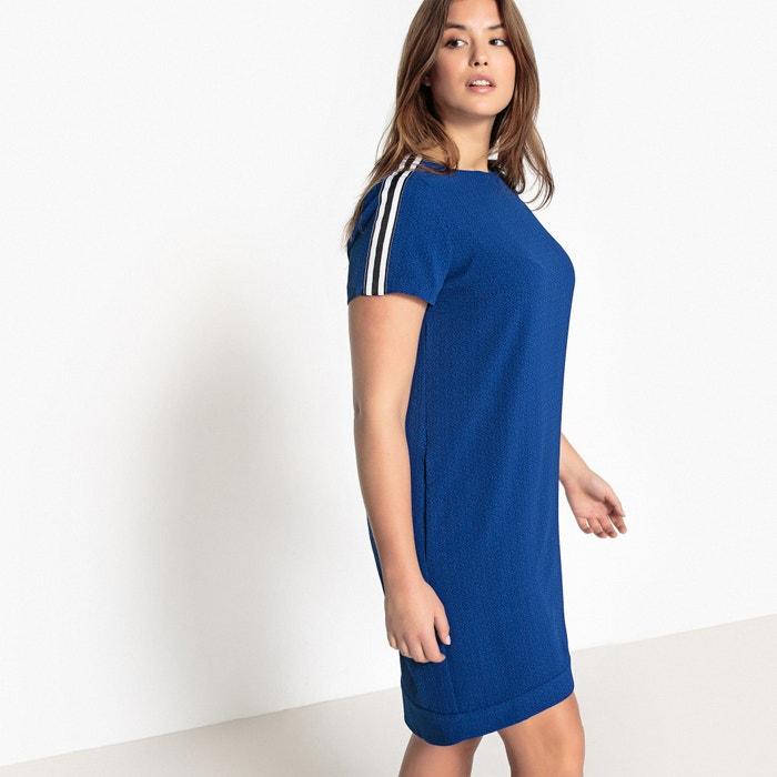 Shift Dress with Shoulder Detail  CASTALUNA PLUS SIZE image 0