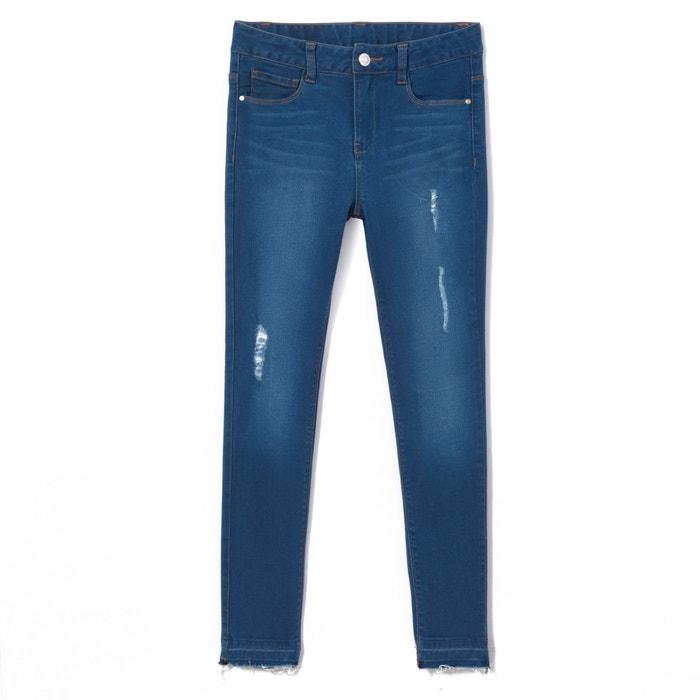 afbeelding Gescheurde skinny jeans 10-16 jr R pop