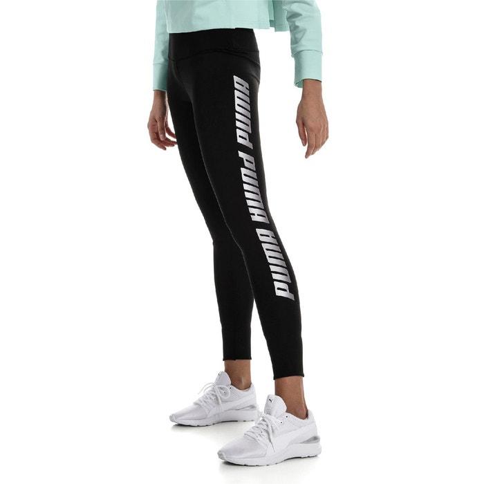 b1beaa8df9 Legging femme logo jambe noir Puma | La Redoute