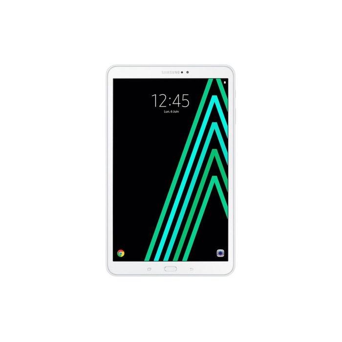 tablette samsung galaxy tab a6 10 16go blanche blanc. Black Bedroom Furniture Sets. Home Design Ideas