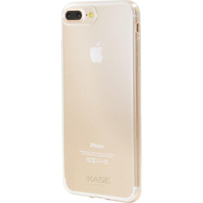 coque silicone iphone 7 transparent