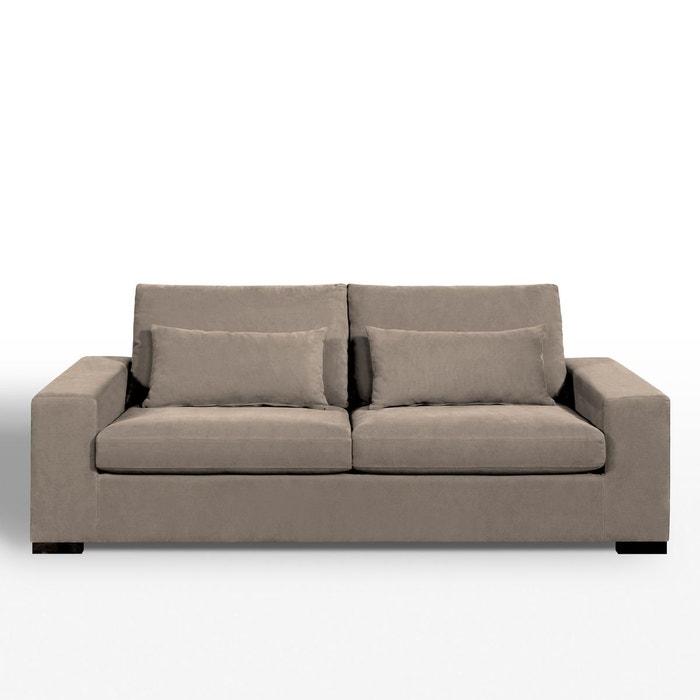 canap convertible odessa bultex coton la redoute. Black Bedroom Furniture Sets. Home Design Ideas