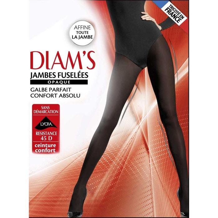 Collant diam s jambes fuselées 45d noir Dim  601ff216191
