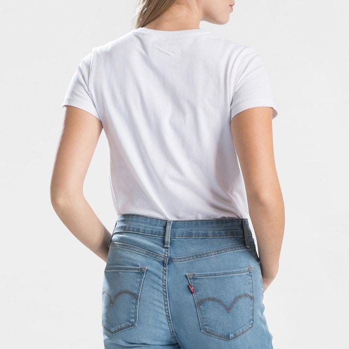 cuello LEVI'S con Camiseta TEE manga PERFECT y corta redondo PtIIrx