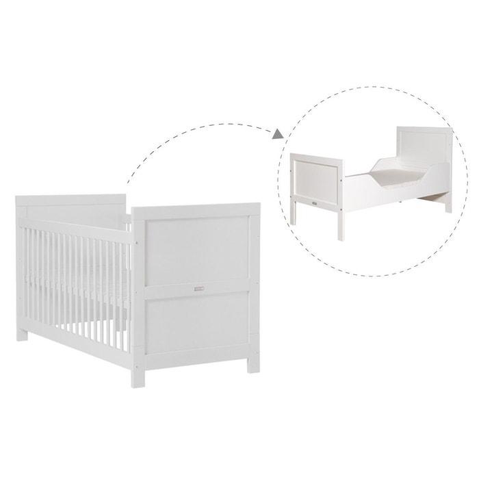 lit b b volutif mix et match cot bopita la redoute. Black Bedroom Furniture Sets. Home Design Ideas