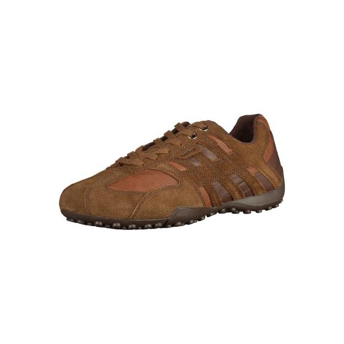 Sneaker  marron Geox  La Redoute