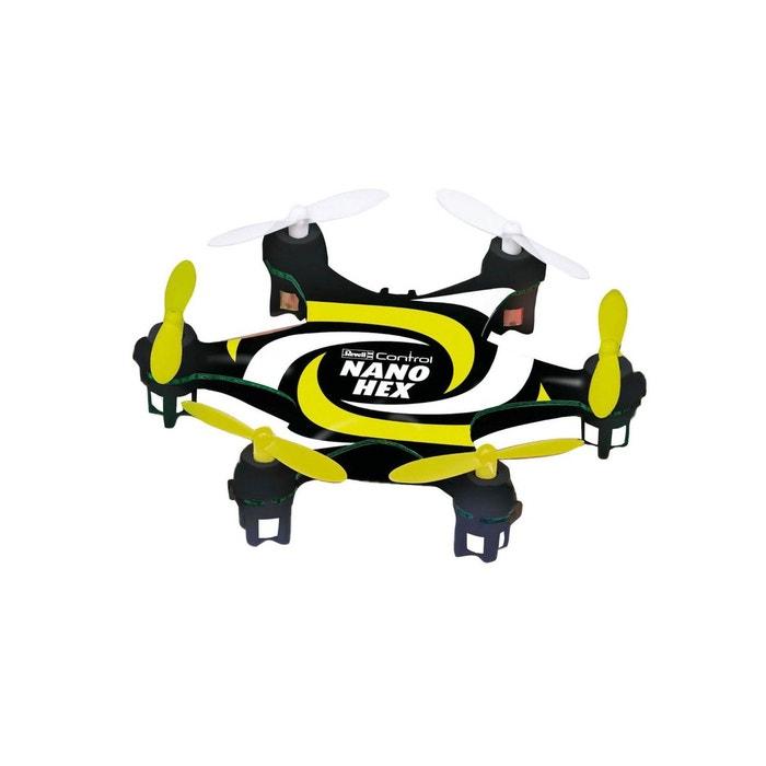 Multicopter Nano Hex noir et jaune REVELL