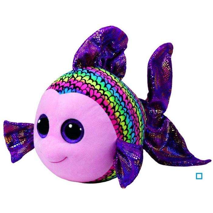 Beanie boo 39 s peluche flippy le poisson 41 cm - Code promo la redoute livraison gratuite sans minimum d achat ...