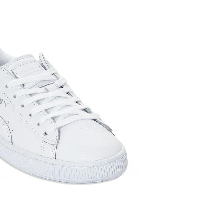 Baskets basket classic lfs blanc Puma