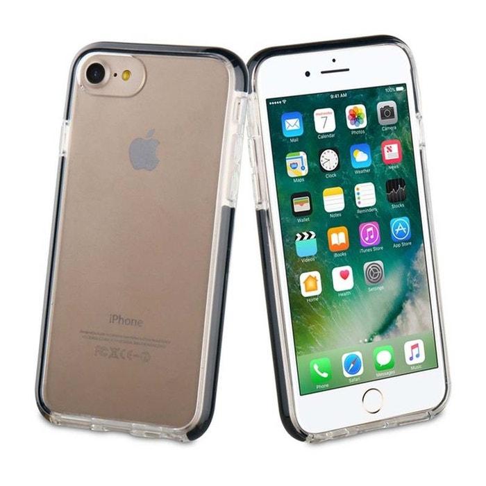 Coque pour iPhone SE (2020) / iPhone 8 / iPhone 7 renforcée antichoc souple Tiger Case