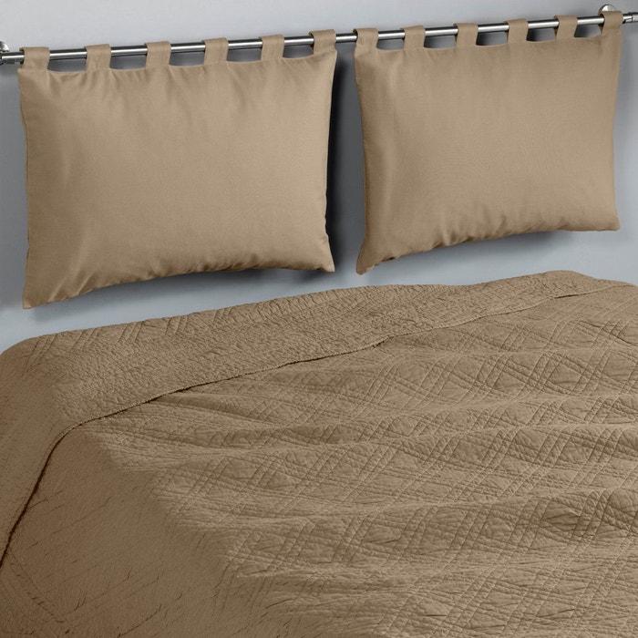 Housse pour t te de lit lot de 2 scenario la redoute for Housse pour tete de lit