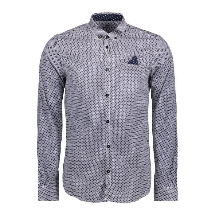 Printed Slim Fit Shirt  TOM TAILOR image 0
