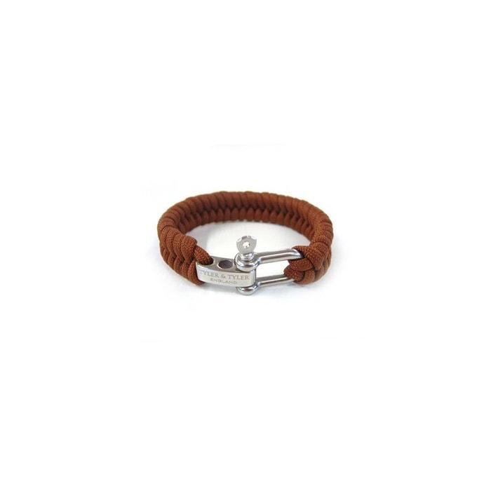 Bracelet, tissé tyler and tyler marron marron Tyler Et Tyler | La Redoute