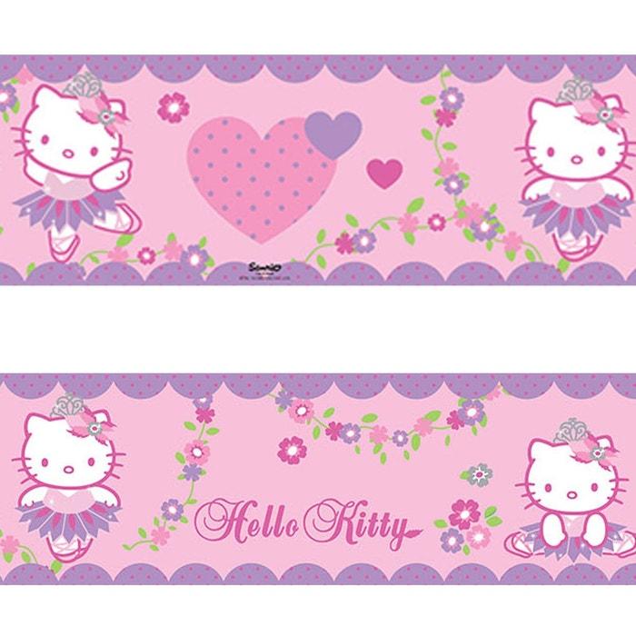 Frise Hello Kitty Ballerine