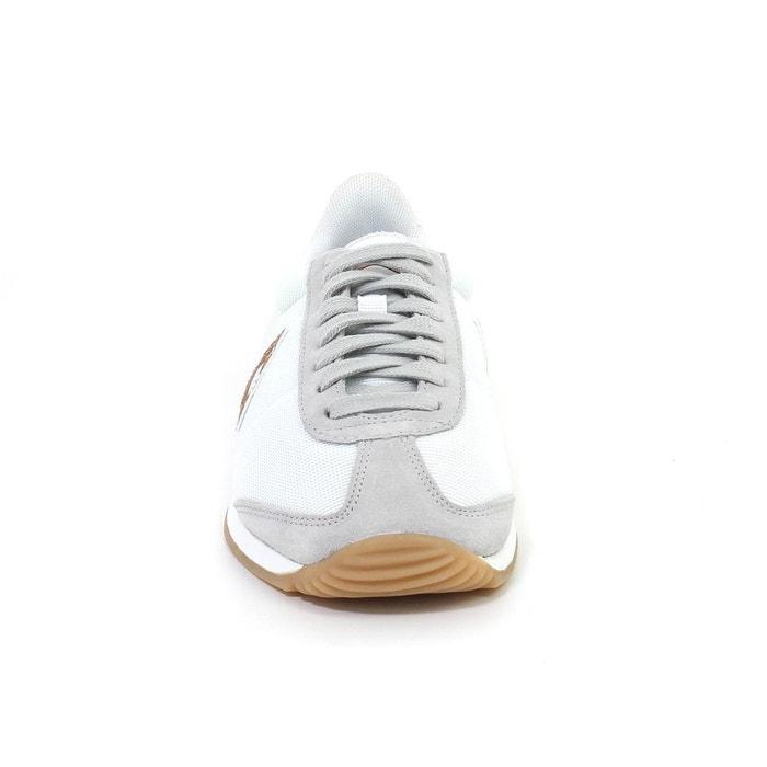 Baskets quartz blanc/gris Le Coq Sportif