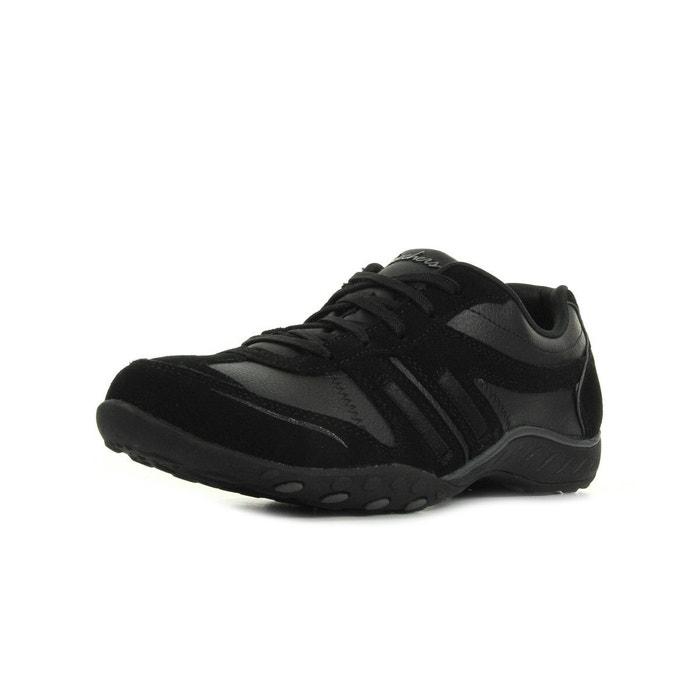Baskets femme breathe-easy modern day  noir Skechers  La Redoute