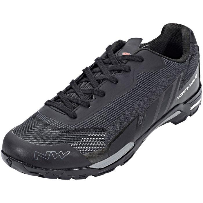 3ab56e1e0b9 Outcross knit 2 - chaussures homme - noir noir Northwave