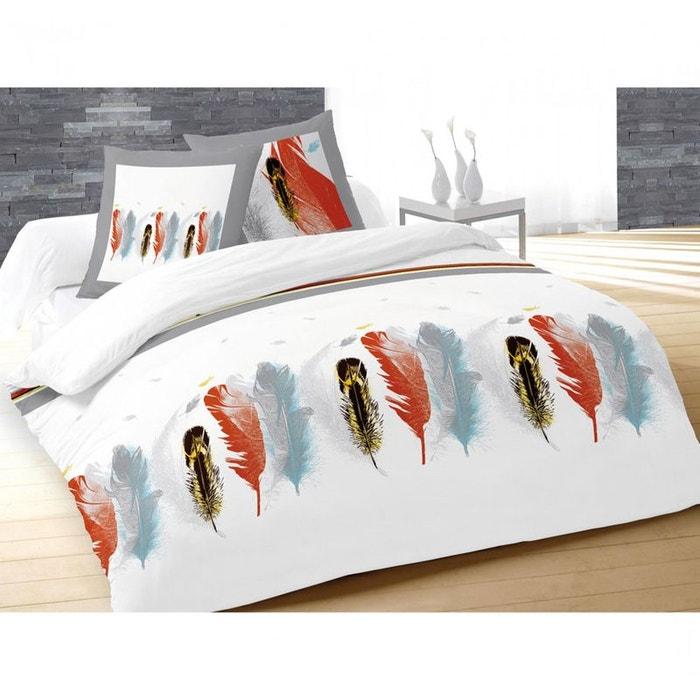 parure de lit plumes 240 x 220 cm cbk la redoute. Black Bedroom Furniture Sets. Home Design Ideas