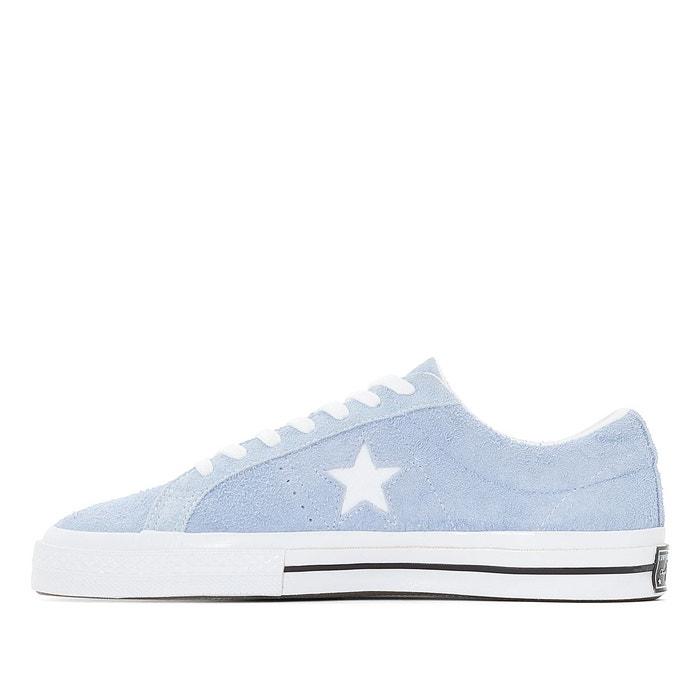 Baskets one star og color bleu Converse