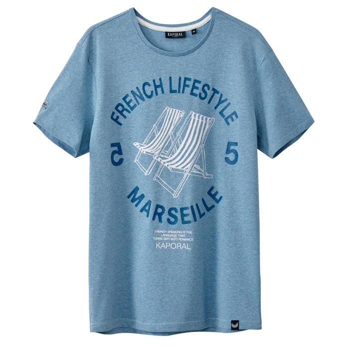 afbeelding Bedrukt T-shirt CAROT KAPORAL 5