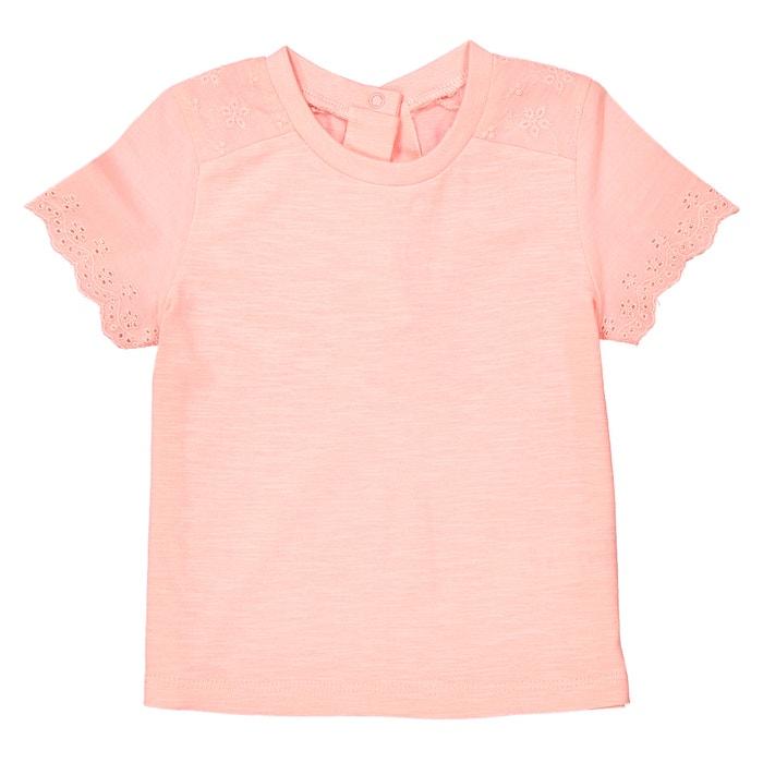 T-shirt con maniche corte da 1 mese a 3 anni Oeko Tex  La Redoute Collections image 0