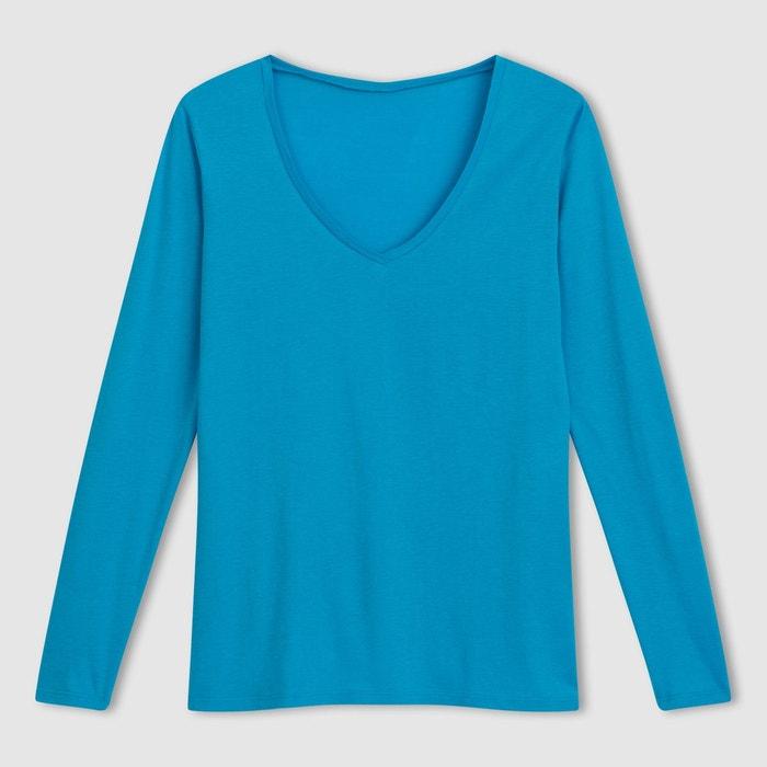 T-Shirt ample coton/modal La Redoute Collections