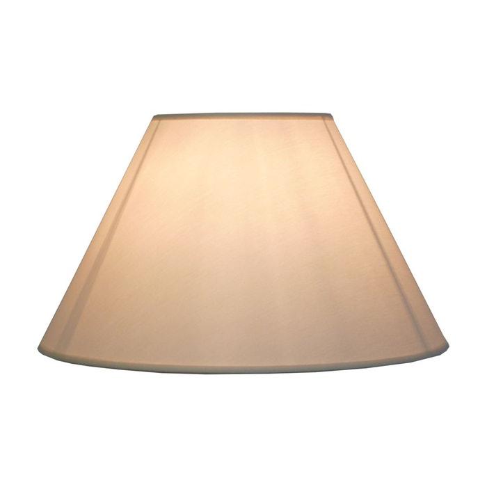 abat jour blanc 60 w a la carte kcm001342 kcm001342 blanc keria la redoute. Black Bedroom Furniture Sets. Home Design Ideas