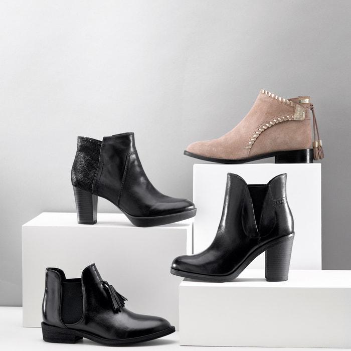 Botas de piel 2681