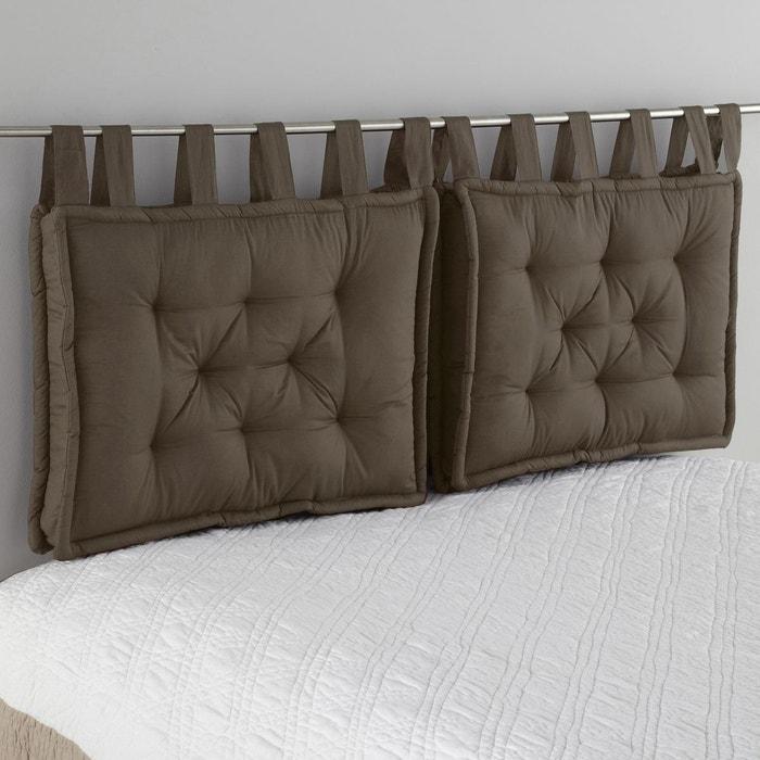 coussin tête de lit scenario | la redoute mobile