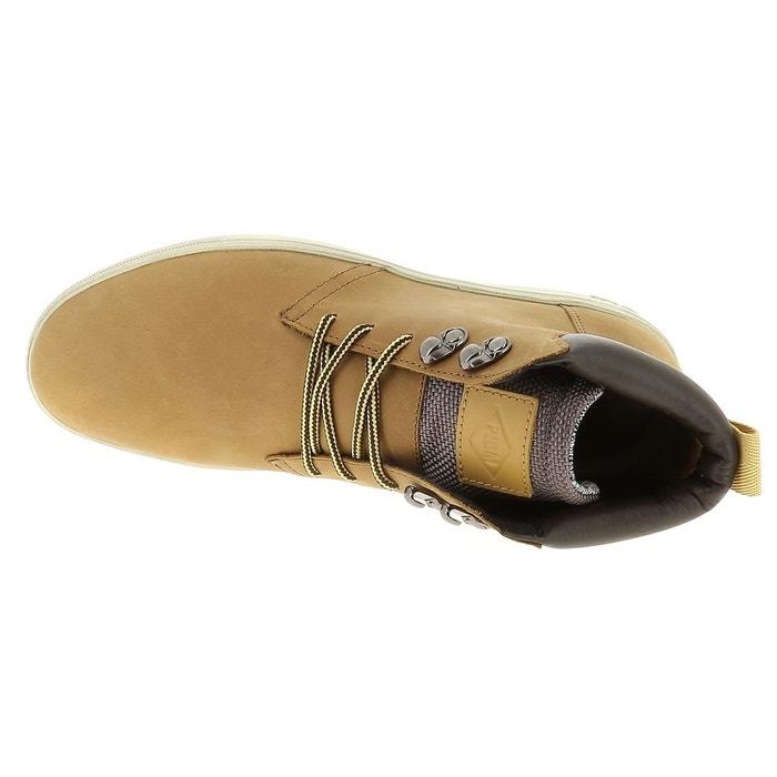 Boots et bottines palladium track miel Palladium