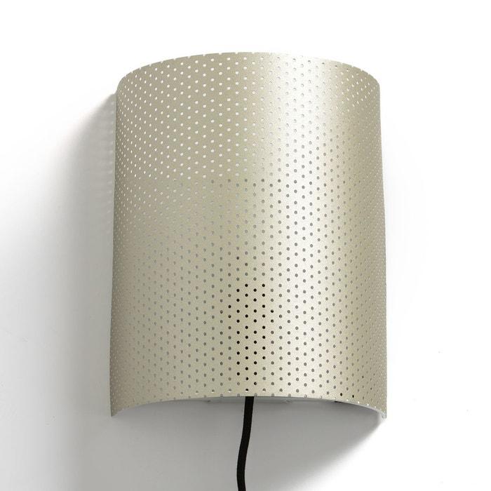 applique perfor e yfry la redoute interieurs la redoute. Black Bedroom Furniture Sets. Home Design Ideas