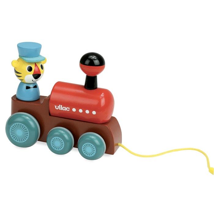 Imagen de Tren con cuerda tirador de Ingela P. Arrhenius VILAC