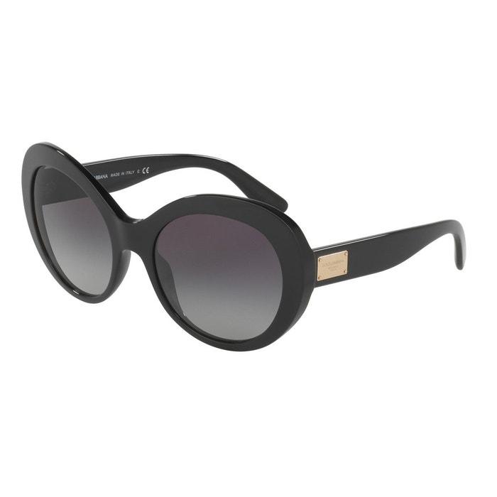 Lunettes de soleil dg4295 noir Dolce Gabbana | La Redoute Magasin De Jeu Pas Cher En Ligne WWa28