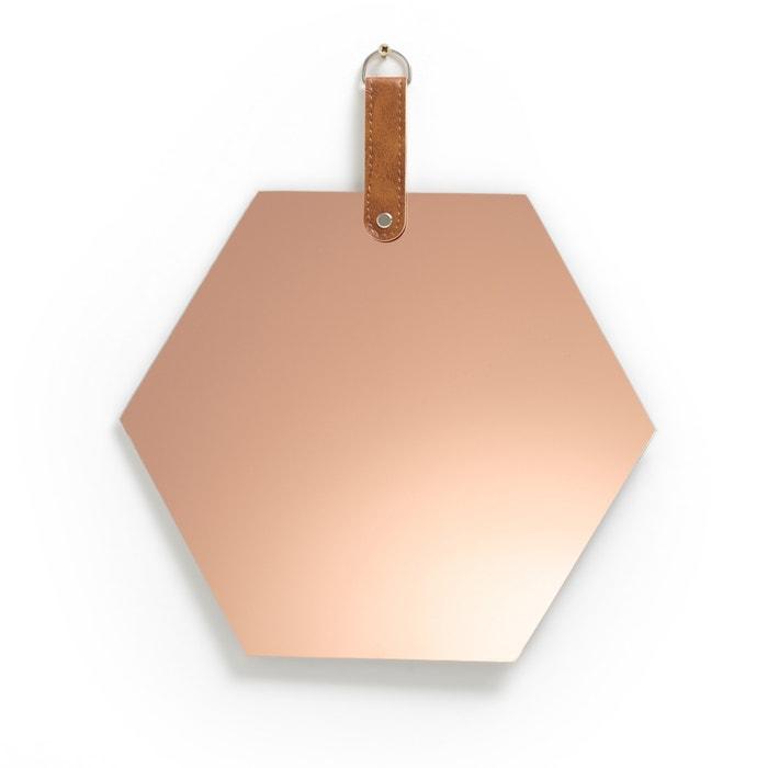 Daren Hexagonal Mirror  La Redoute Interieurs image 0