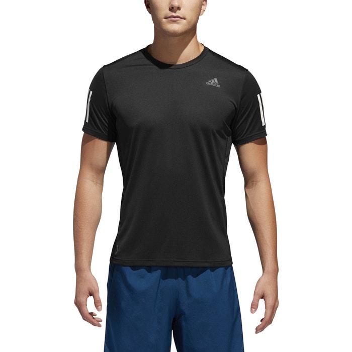 Adidas Performance T-shirt »run T-shirt« Black