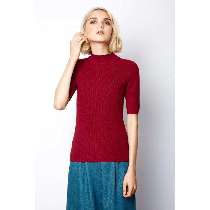 afbeelding Trui in fijn tricot met opstaande kraag COMPANIA FANTASTICA