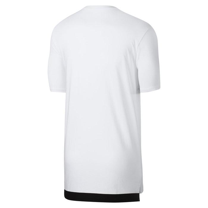 lisa Camiseta manga con redondo NIKE corta cuello y d5Ynx
