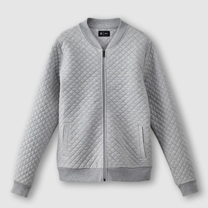 Image Teddy-Style Zip-Up Cotton Sweatshirt R édition